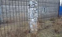 камен столбики